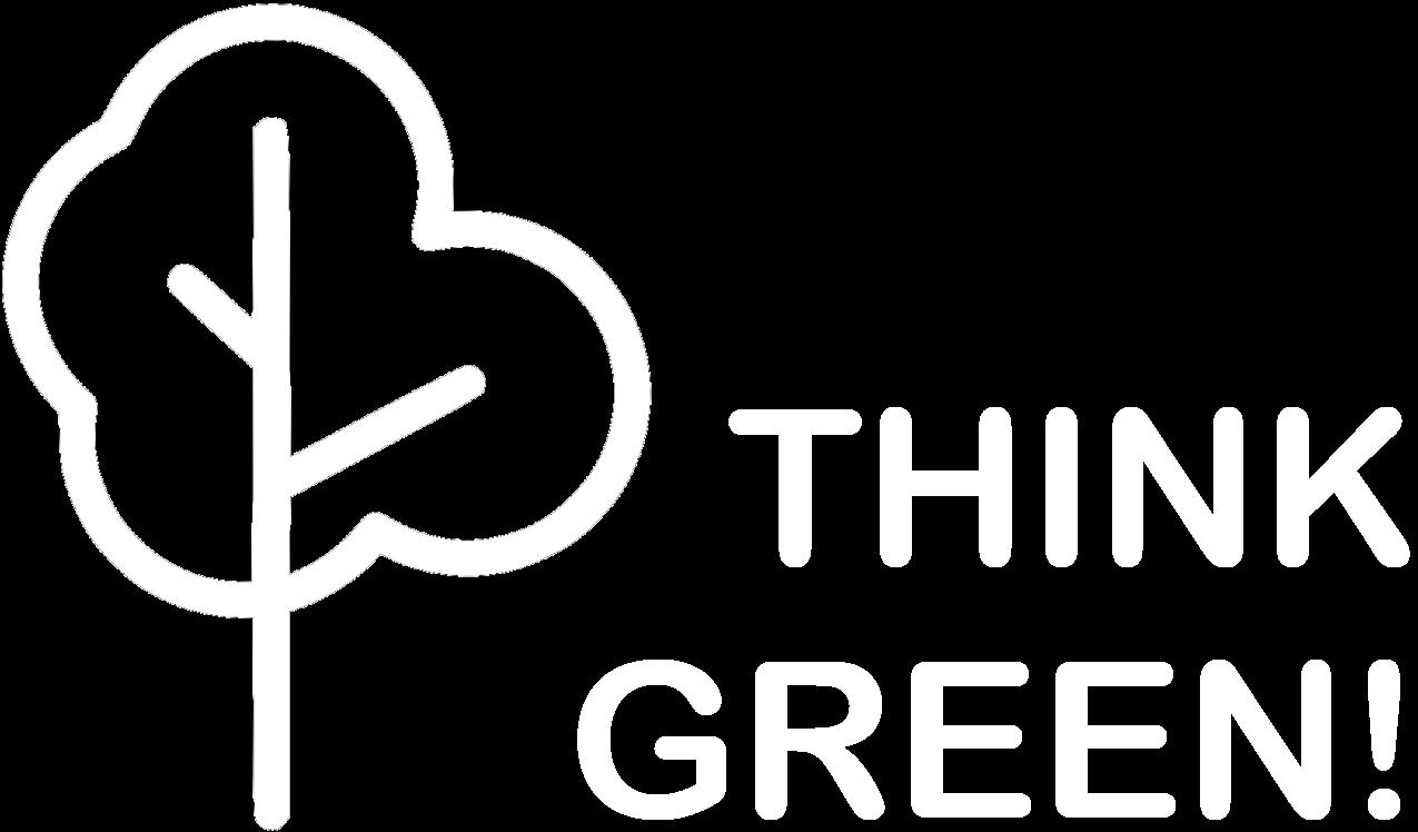 Think Green Nachhaltigkeit